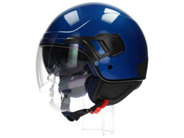 Piaggio PJ Jet helm lichtblauw