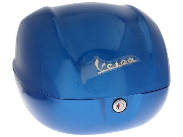 Original Topkoffer Vespa Sprint - blauw 261/A
