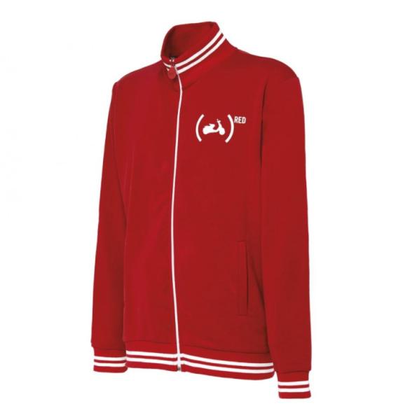 Vespa Sweatshirt 946 (RED) 606734M001R