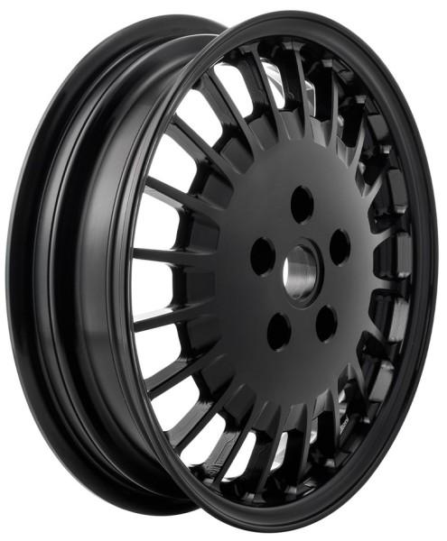 Velg voor/achter voor Vespa GTS/GTS Super/GTV/GT 60/GT/GT L/946 125-300ccm, zwart glanzend