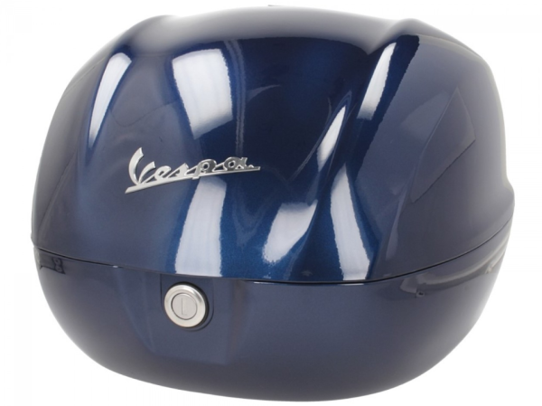 Original Topkoffer Vespa Primavera - blu midnight 222/A