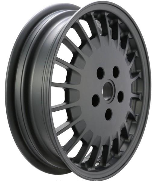 Velg voor/achter voor Vespa GTS/GTS Super/GTV/GT 60/GT/GT L/946 125-300ccm, matzwart