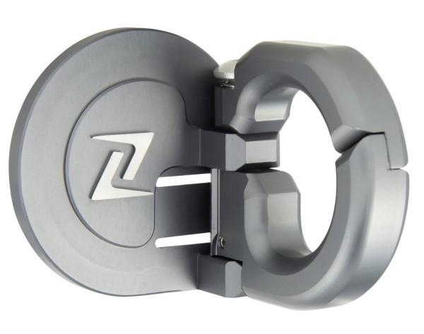 Tashaak voor Vespa GTS/GTS Super/GTV/GT 60/GT/GT L/S 50-300ccm, grijs mat