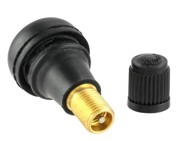 Klepinzetstuk voor tubeless band, kort voor Vespa GTS/GTS Super/GTV/GT 60/GT/GT L 125-300ccm