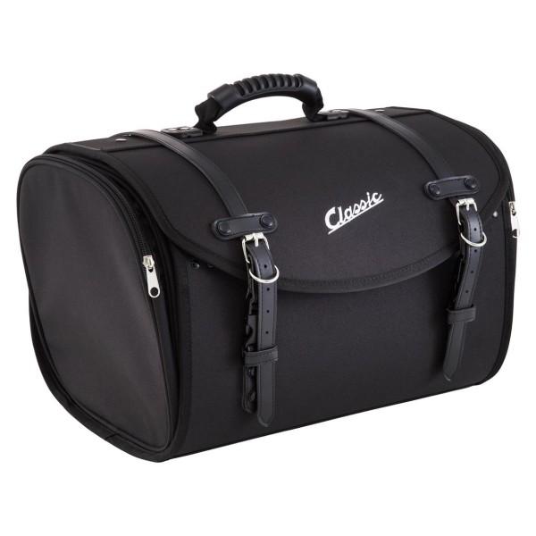"""""""Klassieke"""" tas voor Vespa - zwart, nylon"""