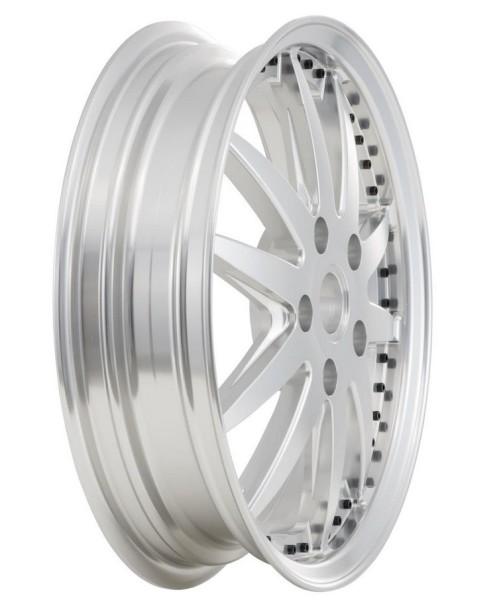 Velg Sport voor/achter voor Vespa GTS/GTS Super/GTV/GT 60/GT/GT L/946 125-300ccm, zilver