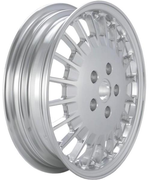 Velg voor/achter voor Vespa GTS/GTS Super/GTV/GT 60/GT/GT L/946 125-300ccm, zilver