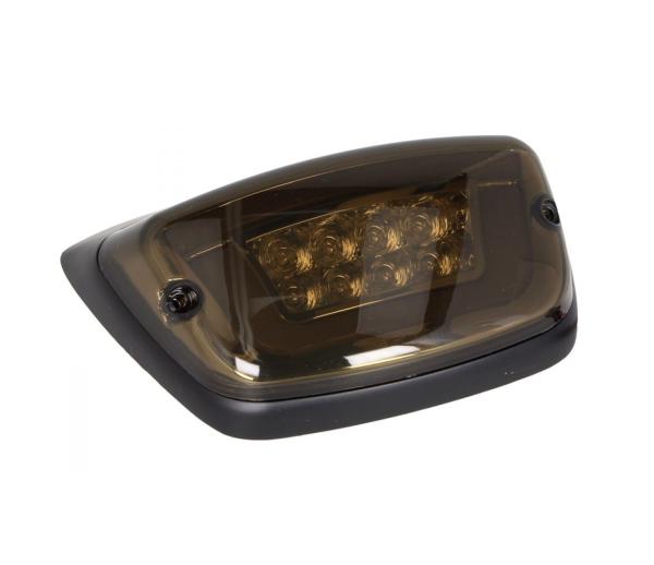 LED-achterlicht zwart, E-goedgekeurd voor Vespa LX / LXV