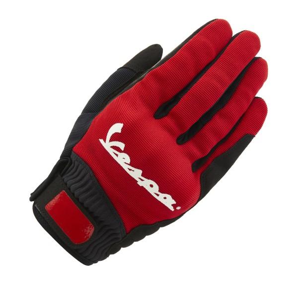 Vespa Handschoenen Color rood
