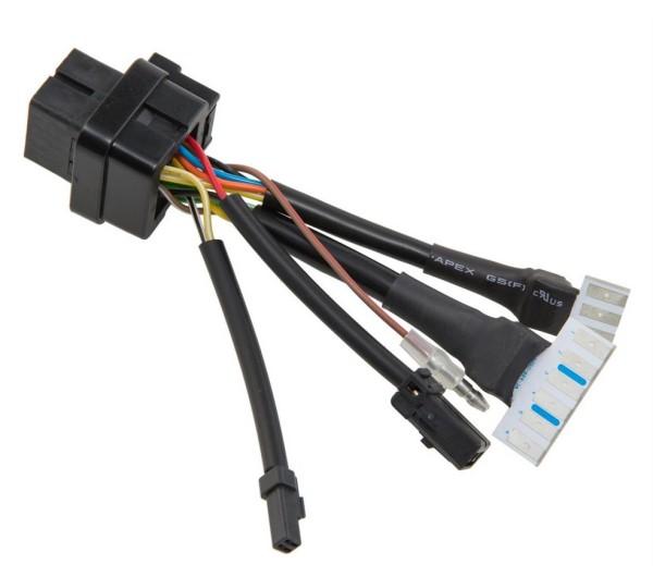 Kabelset toerenteller/tacho voor Vespa GT/GT L 125/200ccm/ GTS 125ccm