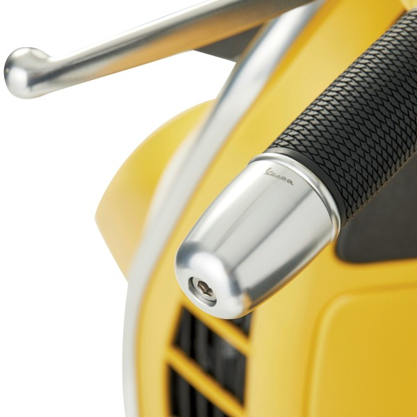 Stuurset, aluminium, geanodiseerd, handgrepen, hendels en handgreepuiteinden Vespa GTS 2008-2019
