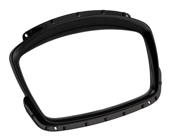 Sierring kilometerteller voor Vespa GTS Supertech HPE 125/300 ('19-), zwart glanzend