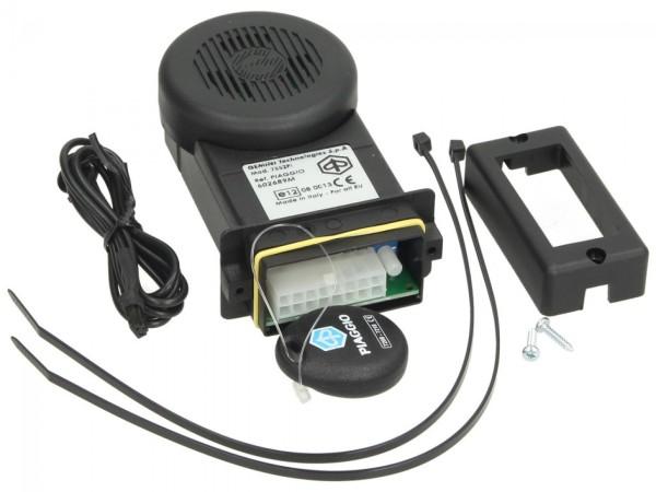 Original Alarmsysteem Piaggio E-1 Compact Exclusive