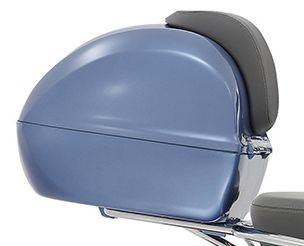 Original Topkoffer Vespa Primavera - blauw 260/A