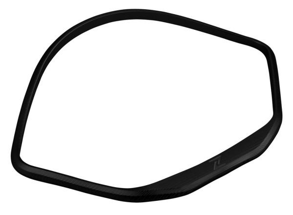 Sierring kilometerteller voor Vespa GTS/GTS Super/GT/GT L 125-300ccm (-'13), zwart