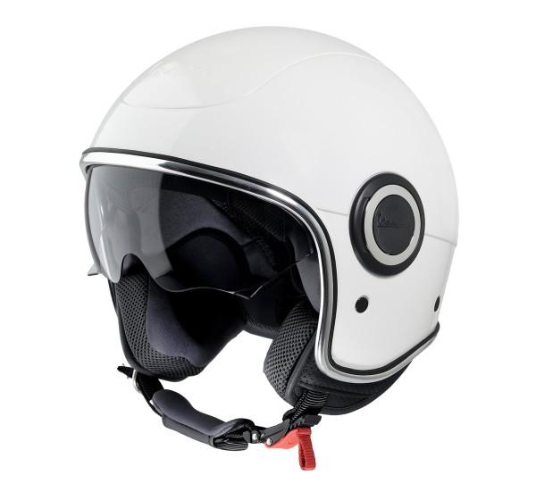 Vespa Helm Demi Jet VJ1 - wit