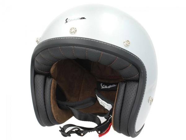 Vespa P-Xential 2.0 open helm - grijs