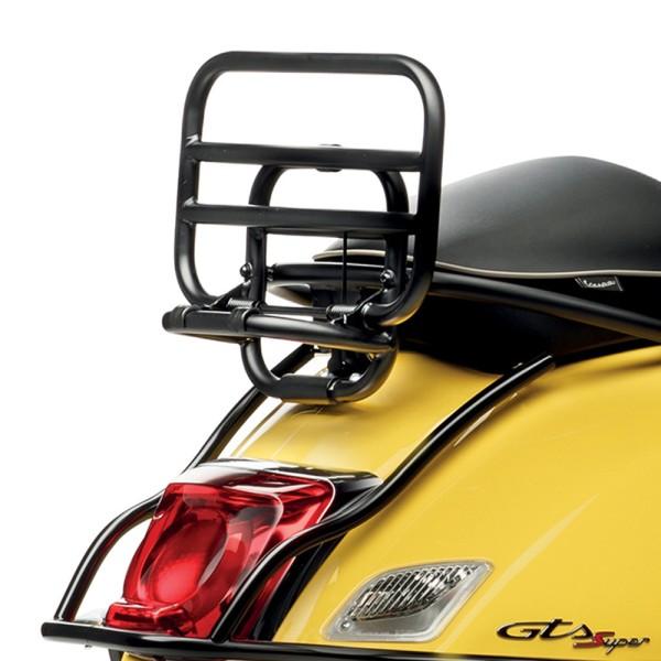 Opklapbaar bagagerek achter voor Vespa GTS topkoffer
