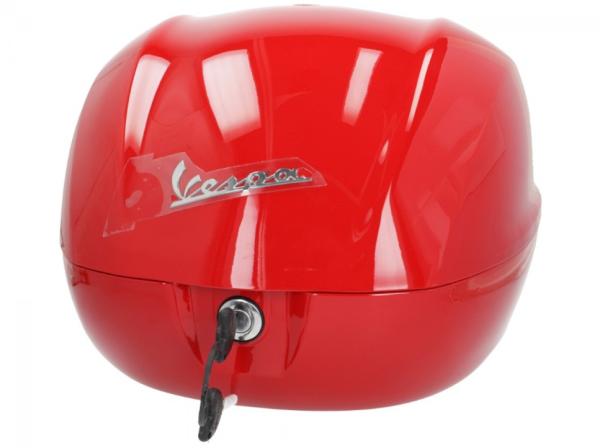 Original Topkoffer Vespa Primavera / Sprint - rode draak 894