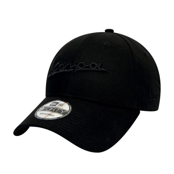 Vespa Cap ESSENTIAL 9FORTY® zwart