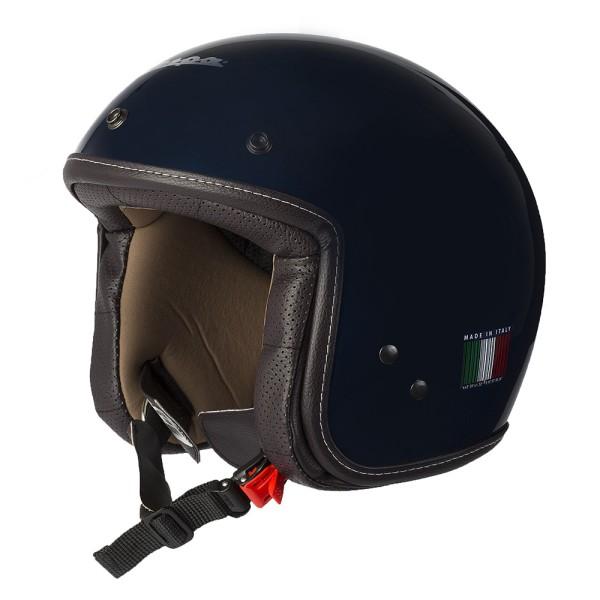 Vespa Helm Demi Jet P-Xential - blue midnight