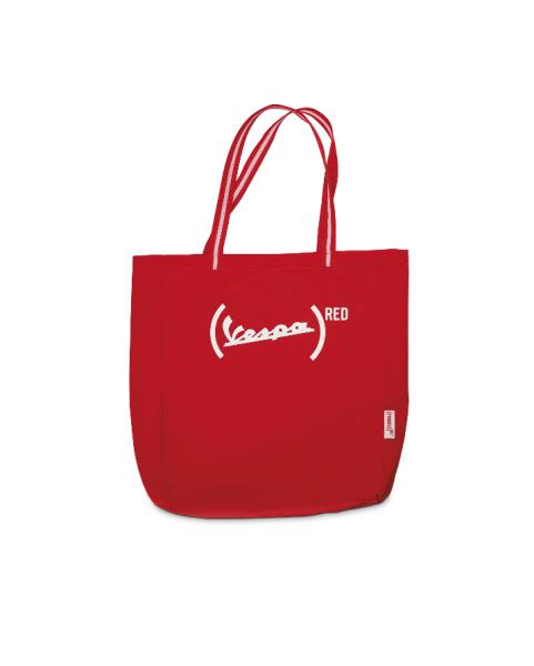 Vespa textiel boodschappentas 946 (RED)