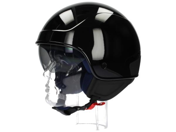 Piaggio PJ1 Jet helm zwart