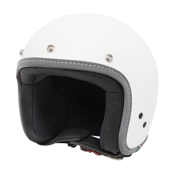 Vespa Helm Jet Colors wit