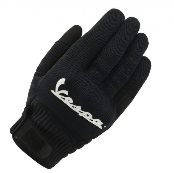 Vespa Handschoenen Color zwart