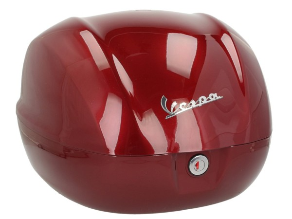Original Topkoffer Vespa Primavera - red must / vignola / 880/A