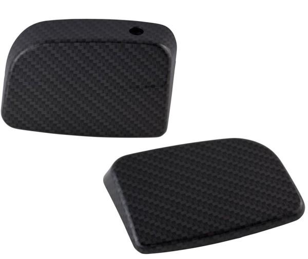 Afdekking hoofdremcilinde voor Vespa Vespa GTS/GTS Super/GT/GT L 125-300ccm, rechts en links, carbon-look