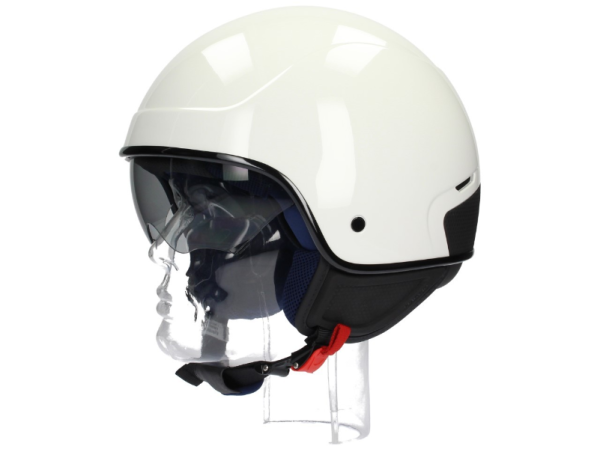 Piaggio PJ1 Jet helm wit