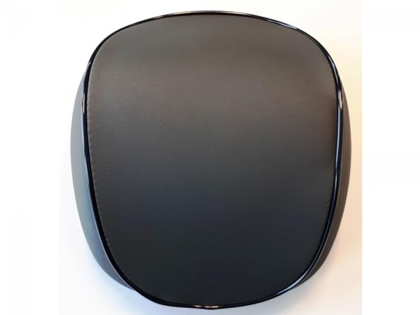 Original rug voor Topcase Vespa Elettrica nero lucido/glossy black