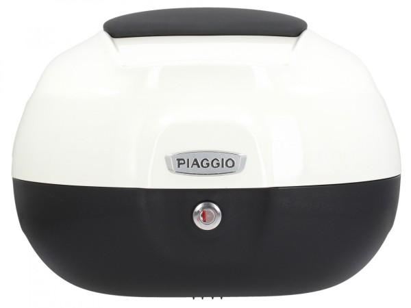 Topkoffer 37L voor Medley Sport Origineel Piaggio - montebianco / innocenza / 544