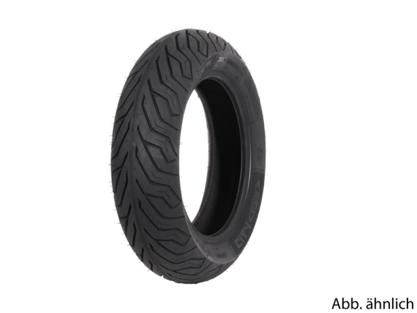 Michelin band 120/70-11, 56L, TL, versterkt, City Grip, achteraan