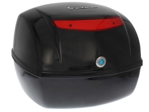 Original Topkoffer Vespa LX - zwart cosmo / vulcano 98/A