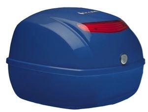 Original Topkoffer Vespa LX / S / PX - blauw 244/A