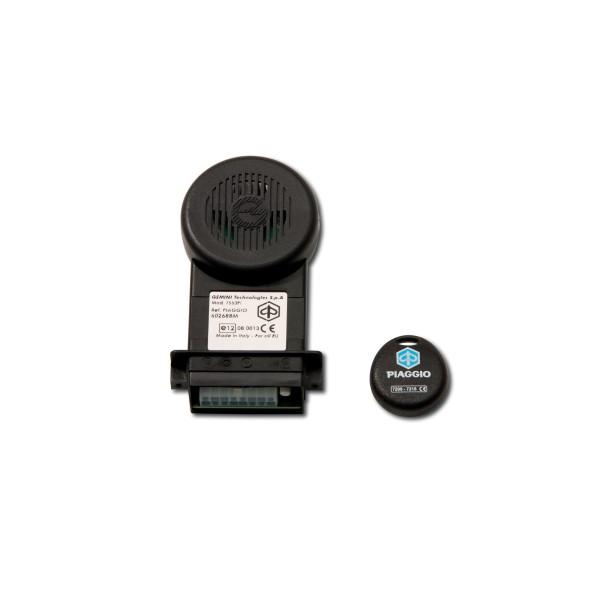 Original Alarmsysteem Piaggio E-Lux Compact