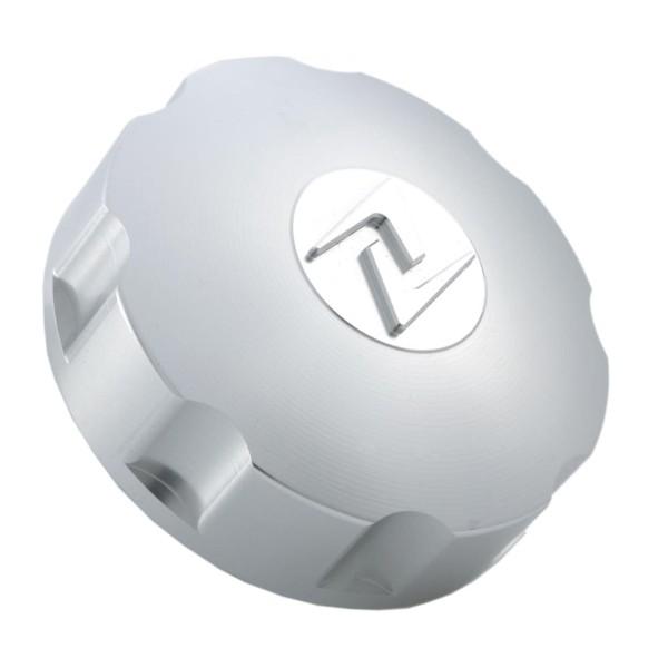 Tankdop zilver, Zelioni voor Vespa ET4 / LX / LXV / S / Primavera / Sprint / GTS / GTS Super / GTV / GT