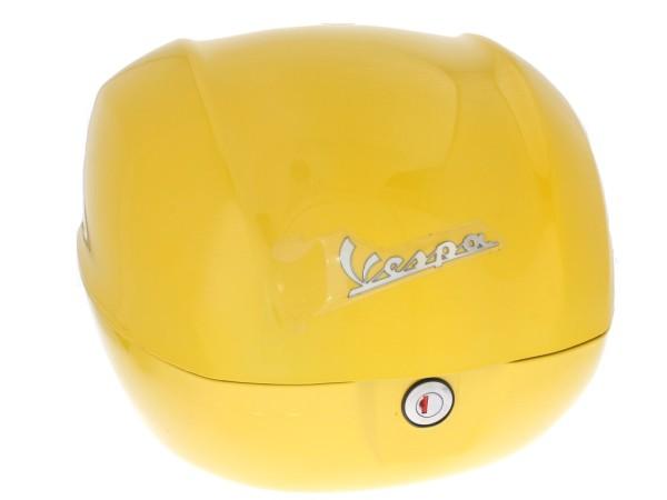 Original Topkoffer Vespa Sprint - geel positano 968/A
