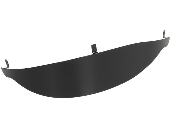 Koplampafdekking, zwarte Vespa GT, GTS tot 2014