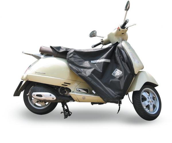 Beenbescherming van de bestuurder voor Vespa GTS / GTV Original Tucano Urbano