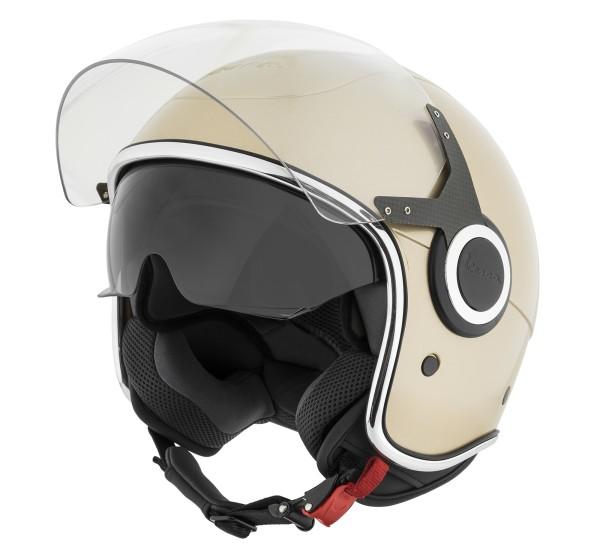 Vespa Helm Demi Jet VJ - beige unico