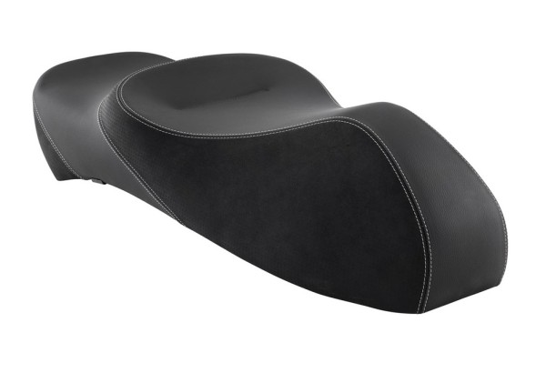 Buddyseat Touring voor Vespa GTS/GTV/GT 125-300ccm ('03-'13), zwart