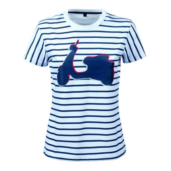 Vespa Graphic T-Shirt vrouw