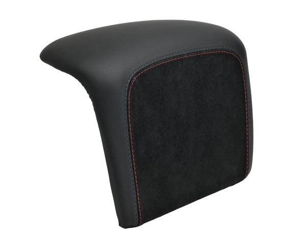 Rugkussen zwart voor Top Case Kit 52 l. Beverly HPE