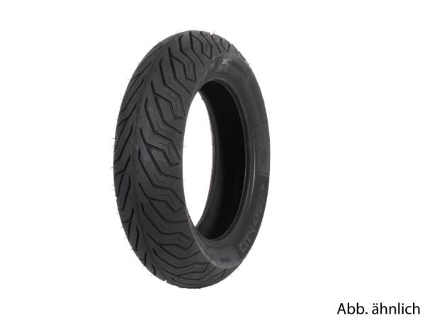 Michelin band 120/70-10, 54L, TL, versterkt, City Grip, achteraan