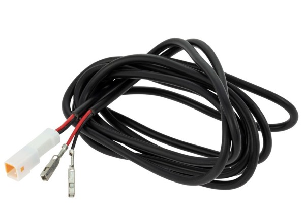Kabelset watertemperatuuraansluiting toerenteller/tacho voor Vespa GTS/GTS Super 125-300ccm ('14-)