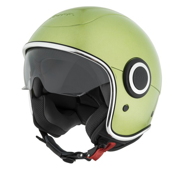 Vespa Helm Demi Jet VJ1 - groen
