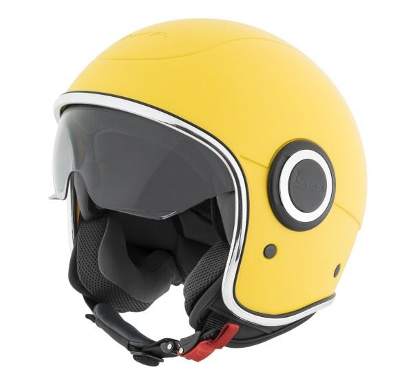 Vespa Helm Demi Jet VJ1 - geel